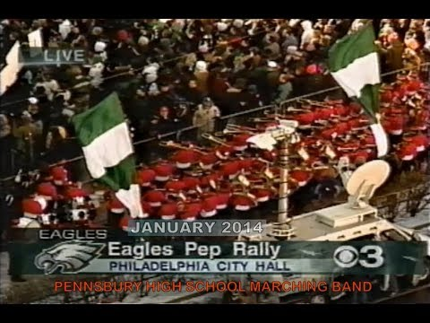 FLY EAGLES FLY - Pennsbury Marching Band 2004