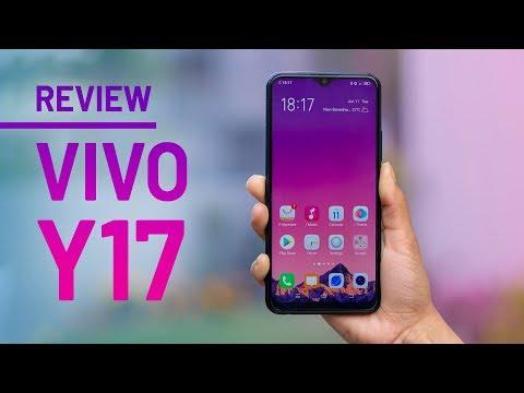 VIVO Y17 Review!