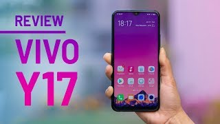 VIVO Y17 Review!