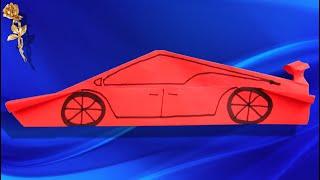 Origami : 🚗Voiture de luxe