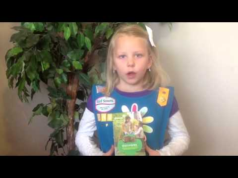 Lexi: Girl Scout Cookies
