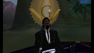 Principe del Ciberespacio Freemason Magic Thumbnail