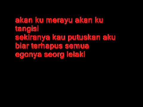Pelangi Knowno- lirik