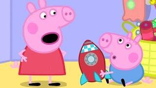 Свинка Пеппа на русском все серии подряд | свисток | подбор клипа | Мультики