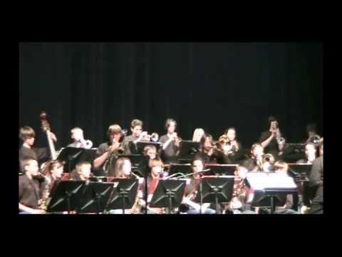 "Chief Joseph Middle School Jazz band, 2009, ""Here Comes Big 'Un"""