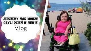 Jedziemy nad morze czyli dzień w Rewie | Vlog | Magdalena Augustynowicz