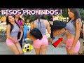 Le Besó La N4lg4 y el ombligo !!  !!| Beso O Cachetada !|  Divertido Juego |