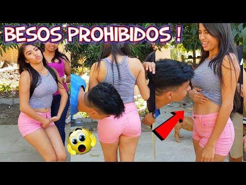 Le Besó La N4lg4 !!| Beso O Cachetada !|  Divertido Juego |