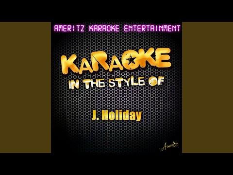 It's Yours (Karaoke Version)