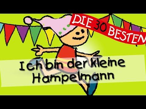 Ich bin der kleine Hampelmann -  Die besten Spiel- und Bewegungslieder || Kinderlieder