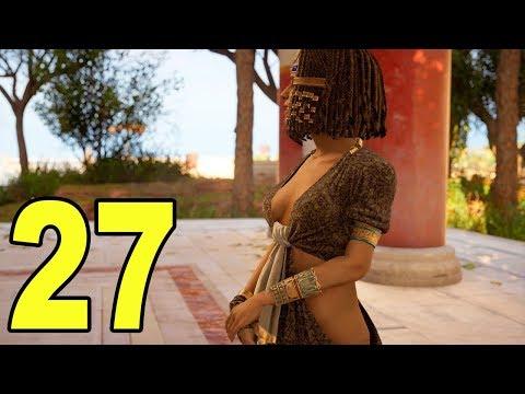 Assassin's Creed Origins - Part 27 - CLEOPATRA 😍
