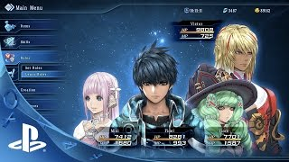 Star Ocean: Integrity and Faithlessness - PlayStation Underground Gameplay Video | PS4