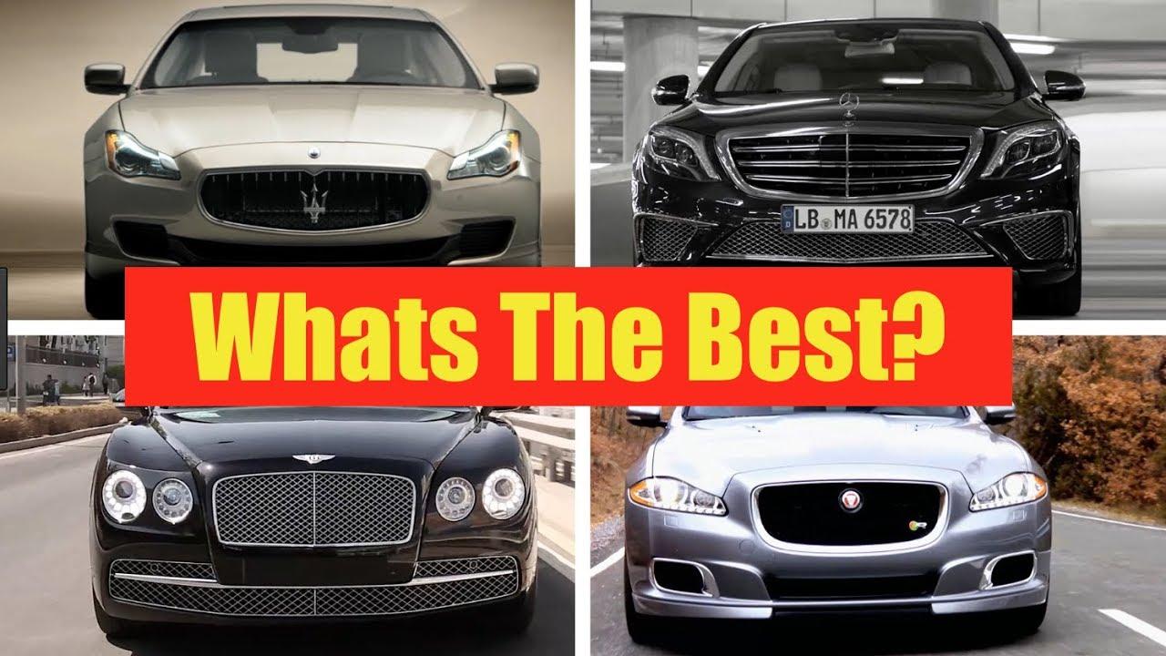 Best Used Luxury Sedan Under 15 000 Youtube