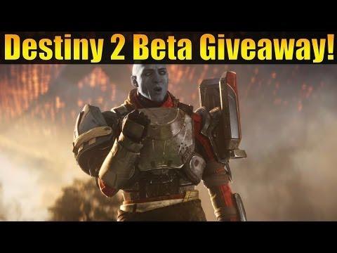 Destiny 2  BETA /WINNERS
