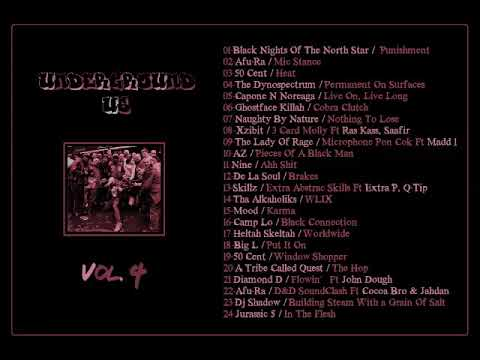 Underground Us Vol.4 (MIXTAPE)