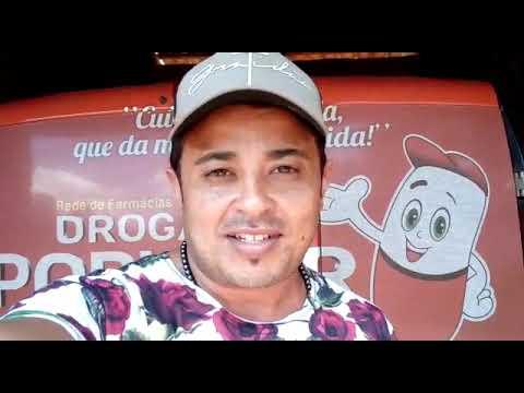 Lucas Santinni e São Vicente FM de Cristópolis