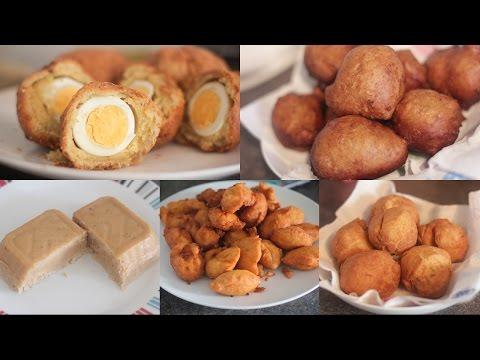 Lets Get Creative ~ 5 Easy Nigerian Snacks