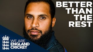 Adil Rashid - Better Than The Rest | No Boundaries Documentary
