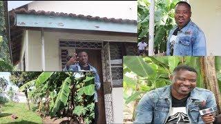 DUDUBAYA AONYESHA MJENGO WAKE ANAOISHI/NILIMTONGOZA GIGY MONEY NA KUMPIGA/DIAMOND ANIPE GARI