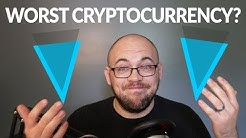 Why Verge is the Worst Cryptocurrency Ever - Coin Review