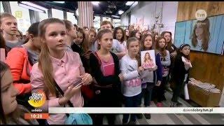 Candelaria Molfese en Polonia