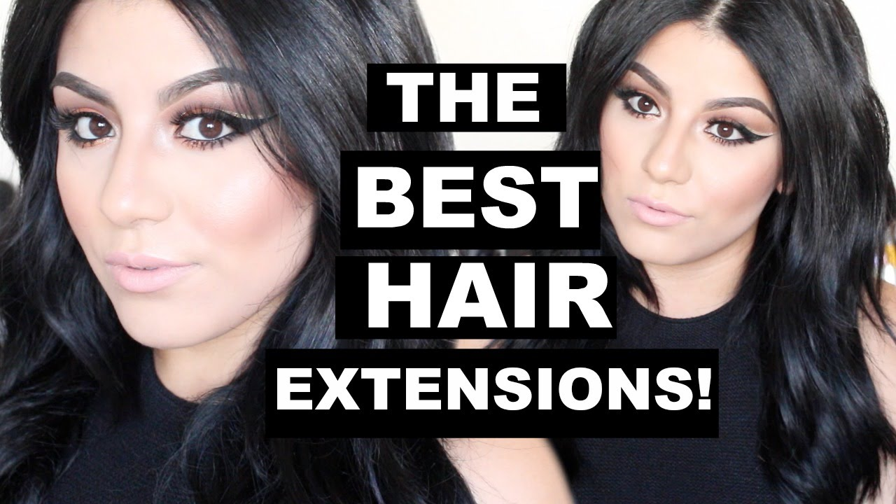 Irresistible Me Volume Vixen Hair Extensions Review Extensions