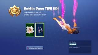 Free Dual Reward Unlock: VIBRANT CONTRAIL & SUNBIRD SPRAY! (Fortnite)