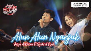 Sasya Arkhisna Feat Syahrul Syah - Alun Alun Nganjuk - The Rosta Reborn [OFFICIAL]
