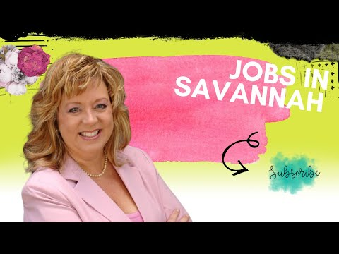 Savannah Jobs - The Top 5 Employers