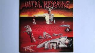 Vital Remains - Of Pure Unholiness