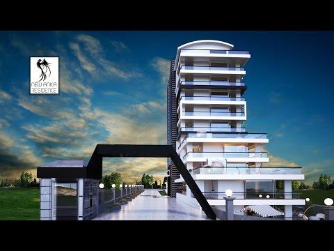 New Anka Residence Ankara'nın En Prestijli Konut Projesi