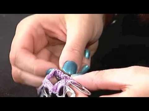 Ep. 17: Crocheting a Soda Tab Flower