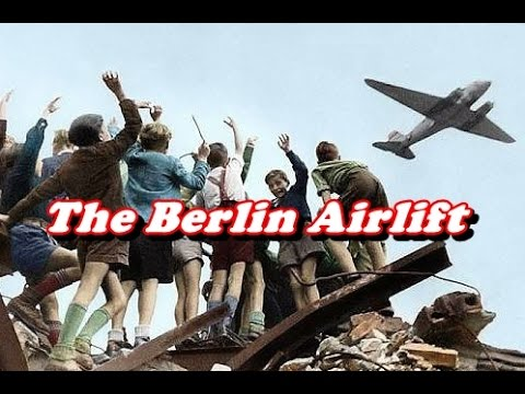 History Brief: The Berlin Airlift