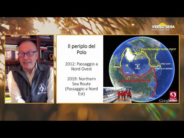 Verso Sera, puntata del 17/11/20. Misa Urbano ospita il navigatore oceanico Salvatore Magri