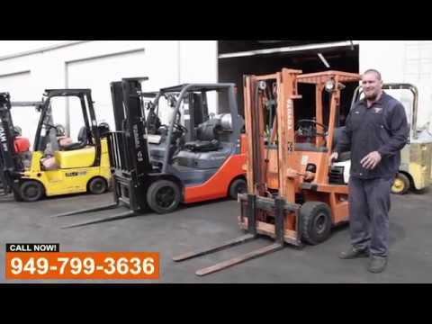 Forklifts For Sale - Видео онлайн