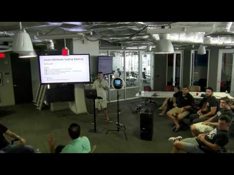 Austin Hardware Startup Meetup: Funding your Hardware Startup, sponsored by Bolt