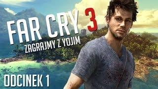 #1 Zagrajmy w Far Cry 3 - Zaczynamy przygodę na tropikalnej wyspie - XBOX 360 - PL