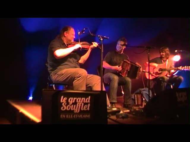"Steve Riley Trio ""Racines"" - Mardi Gras Jig / Scott Playboys Special"