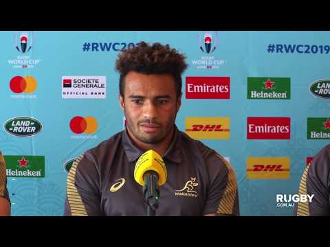 Wallabies centurions embracing every moment in Japan