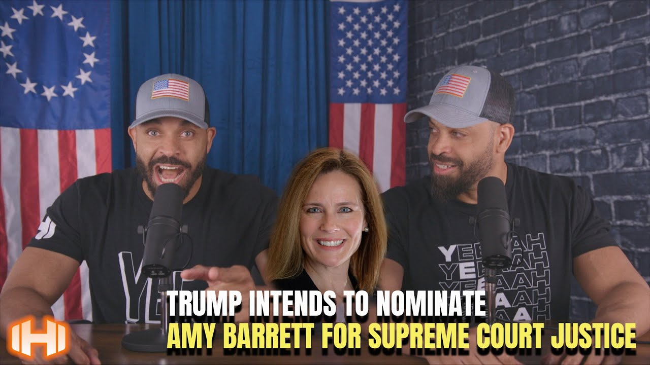 Trump To Nominate Amy Barrett For Supreme Court Justice