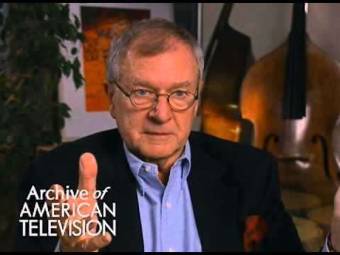 Bill Daily discusses being a writer for