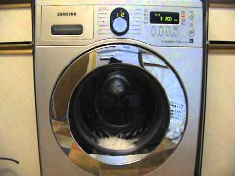 New Samsung Eco Bubble Digital Inverter Washing Machine