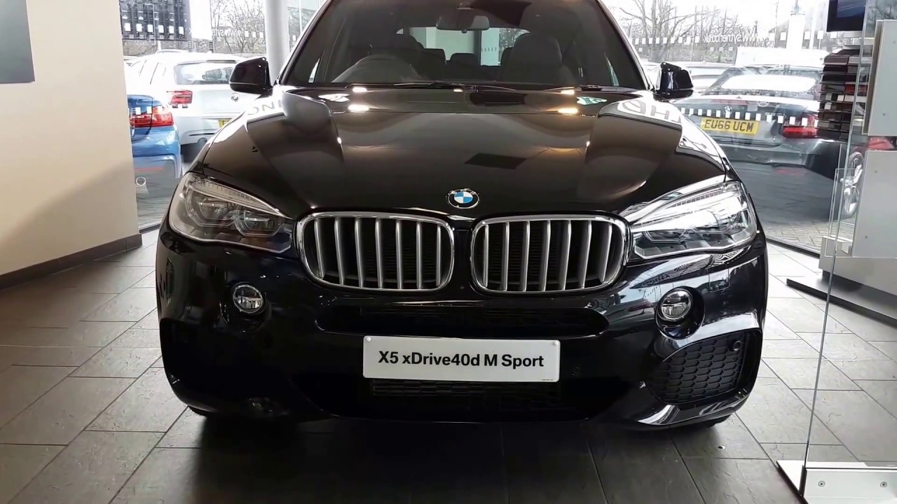 the new 2016 bmw x5 xdrive 40d m sport interior and exterior review youtube. Black Bedroom Furniture Sets. Home Design Ideas