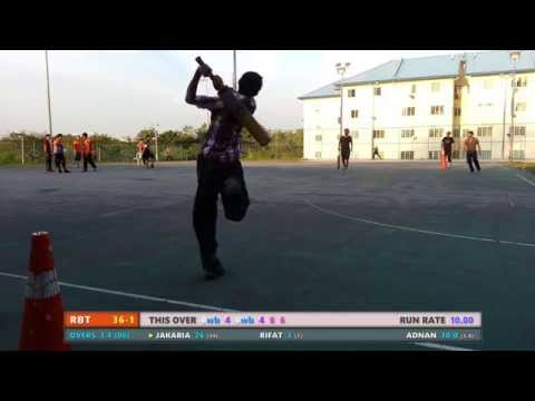 Match - 01, Cricket Highlights, RBT vs FBD, 22nd August, 2015, MMU, Malaysia.