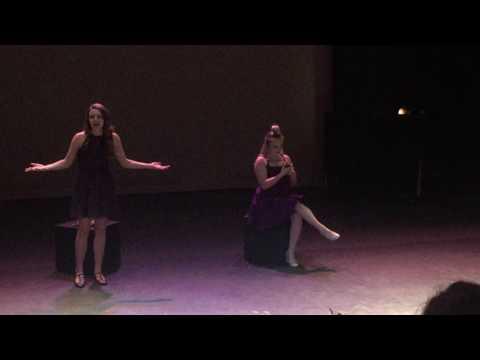 Caitlyn and Haley -- Edges