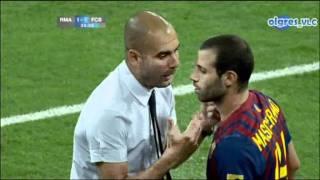 Real Madrid 2 - FC Barcelona 2 (IDA Supercopa España 2011) 14-08-2011