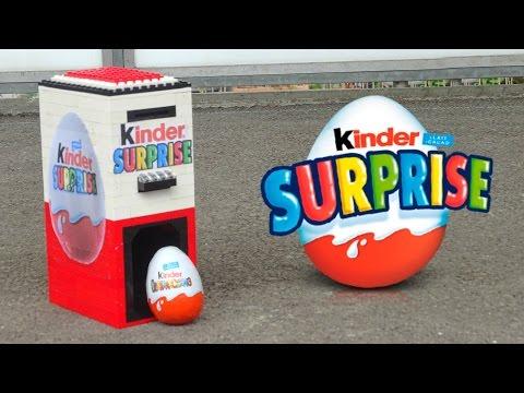 Lego Kinder Surprise Egg Machine V28