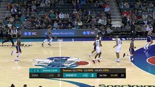 1st Quarter, One Box Video: Charlotte Hornets vs. Phoenix Suns