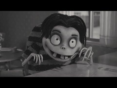 Frankenweenie ~ Trailer Oficial Español Latino ~ FULL HD