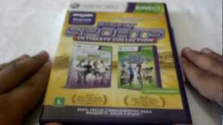 [Unboxing - XBox360] Kinect Sports Ultimate Collection - PT-BR